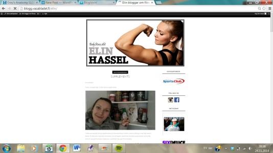 elins fitnessblogg